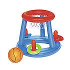 Надувная баскетбольная корзина BESTWAY Pool Play 52190 (61см, Винил)