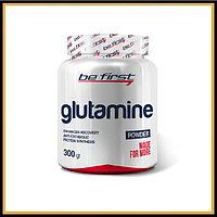 Be First  Glutamine Powder 300 гр (цитрусовый микс)