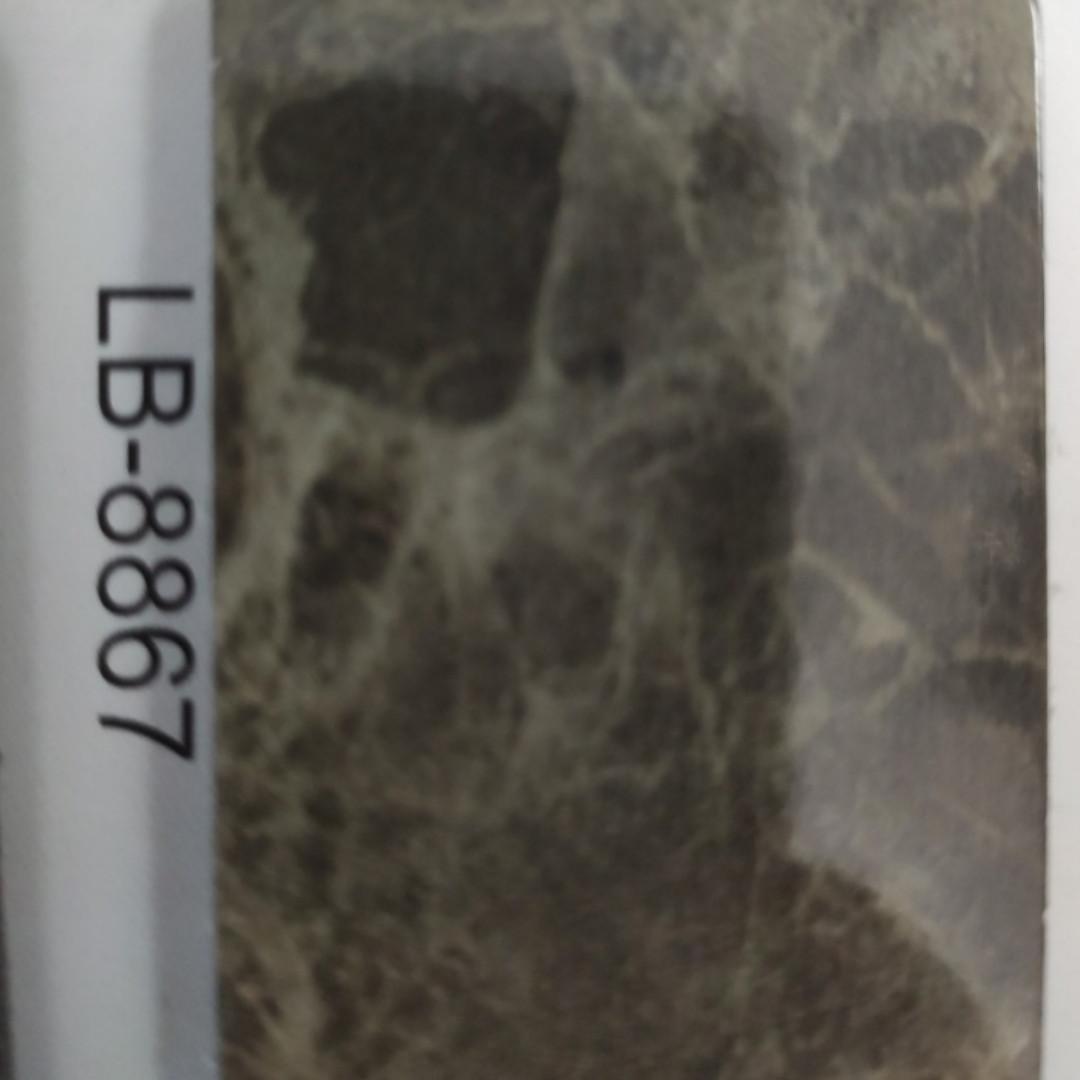 Алюкобонд LUXBOND Тёмный мрамор 3 (12мкр)
