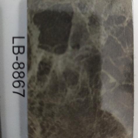 Алюкобонд LUXBOND Тёмный мрамор 3 (12мкр), фото 2