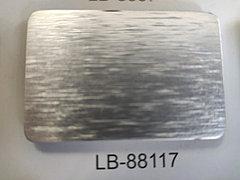 Алюкобонд LUXBOND Царапанное серебро 3 (12мкр)