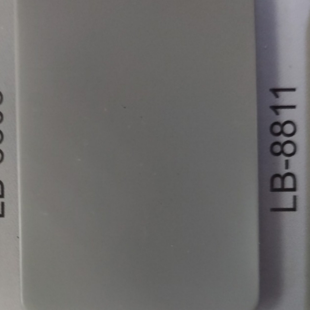 Алюкобонд LUXBOND Светло-серый матовый 3 (18мкр)