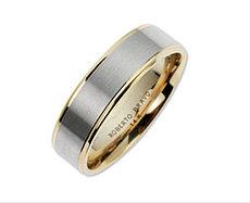 Обручальное кольцо «Antonius & Cleopatra» RB - 17 размер