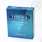 Презервативы «Torex» Увеличенного размера, 3 шт, фото 2