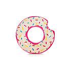 Круг для плавания INTEX Donut 9+ 56265NP (107 см, Винил)