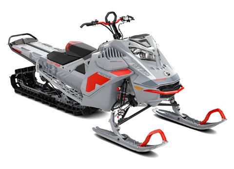 Снегоход Freeride 154'' 850 E-TEC Серый 2021