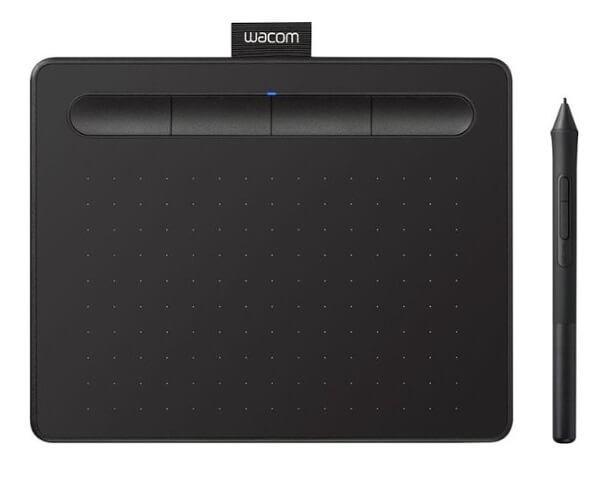 Графический планшет Wacom Intuos Small Bluetooth (Графический  планшет, Wacom, Intuos Small Bluetooth