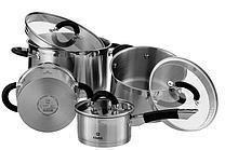 Набор посуды VINZER Progresso 89021 9 пр.
