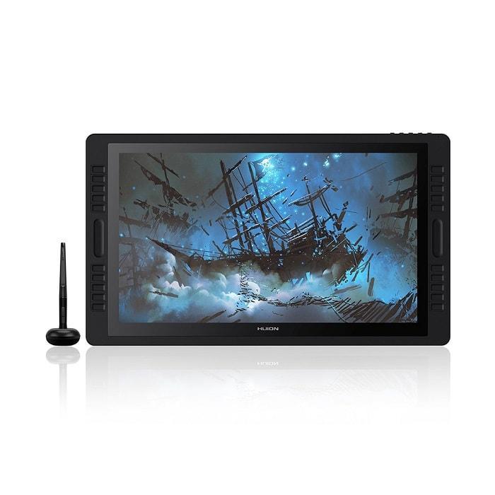Графический планшет Huion Kamvas Pro 22 (GT2201) (Графический  планшет/монитор, Huion, Kamvas Pro 22 (GT2201),
