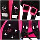 """Ранец Berlingo Nova """"Pink flamingo"""" 37*28*18 см, 2 отделения, 2 кармана, анатомическая спинка, фото 4"""