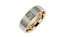 """Обручальное кольцо -16р """"Antonius& Cleopatra"""" RB - 16 размер"""