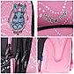 """Ранец Berlingo облегченный Flash """"Sweet bunny"""" 37*28*15 см, 2 отд, 3 кармана, анатомическая спинка, фото 4"""