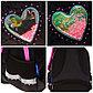 """Рюкзак Berlingo Comfort """"Love"""" 38*27*18 см, 2 отделения, 4 кармана, эргономичная спинка, фото 4"""