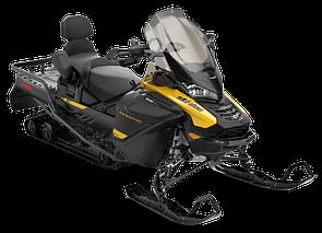 Снегоход Expedition LE 900 ACE Черно-желтый 2021