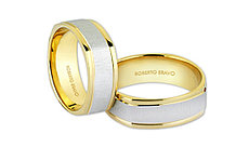 """Обручальное кольцо """"Antonius& Cleopatra"""" RB - 19 размер"""