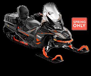 Снегоход Commander LTD 900 ACE Turbo Черно-серый 2021