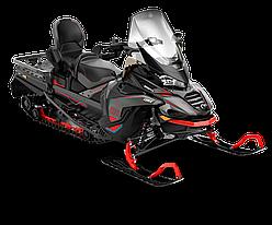 Снегоход Commander GT 900 ACE Turbo Черно-серый 2021
