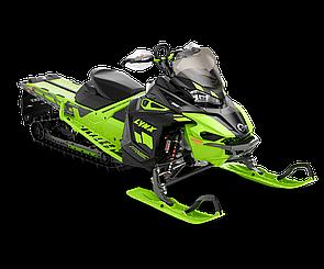 Снегоход XTerrain RE 3900 850 E-TEC Черно-зеленый 2021
