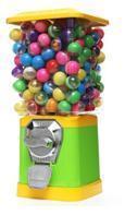Механический торговый автомат GV-18 цвет