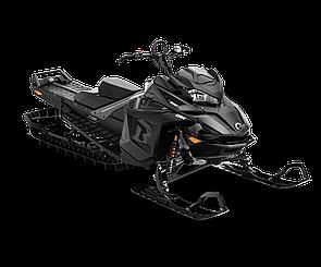 Снегоход Boondocker DS 3900 64 mm SHOT 850 E-TEC Черный 2021
