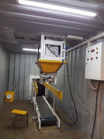 Оборудование для фасовки комбикорма, фото 2