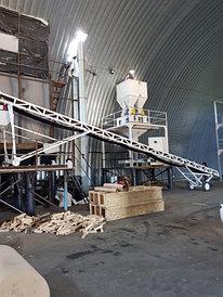 Фасовочное оборудование для зерна в мешки