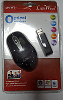 Мышь беспроводная Mouse Lightwave Wireless LW-W3