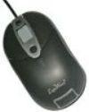 Мышь проводная Mouse Lightwave Optical LW-M55 PS/2 Black-Silver 800dpi