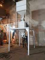 Фасовочно-упаковочное оборудование для заполнения зерна