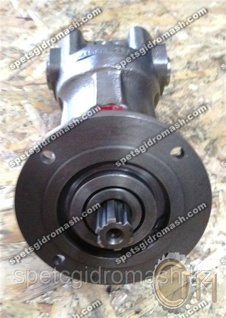 Гидромотор Bosch Rexroth аксиально-поршневой нерегулируемый (шлицевой вал)