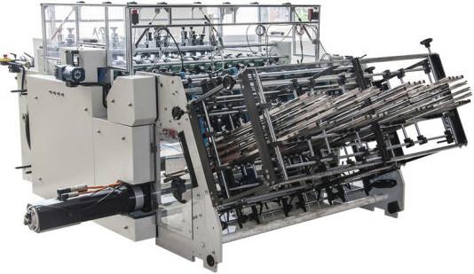 Автоматическая формовочная машина для лотков фаст-фуда в 4 потока BOXXER 1560-4A  СЕРВО-привод формовки