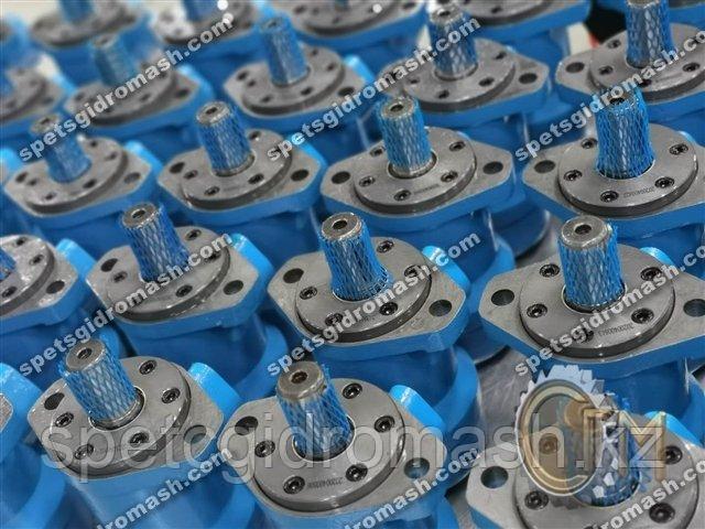 Гидромотор героторный, серия МР (MR) 25 32 40 50 80 100 125 160 200 250 315 400 500 630