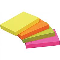 Блок с липким слоем 200 л. 76x76 4-х цв.