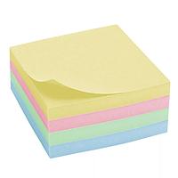 Бумага с липким слоем 200 л. 76x76 4-х цв.