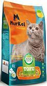 Комкующийся наполнитель Тофу Murkel для кошачьего туалета (Персик) - 2.5 кг / 6л