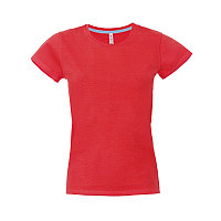 Футболка женская CALIFORNIA LADY 150, Красный, S, 399931.67 S
