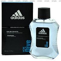 Adidas Ice Dive туалетная вода объем 100 мл (ОРИГИНАЛ)