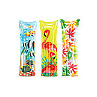 Пляжный матрас для плавания Fashion INTEX 59720NP