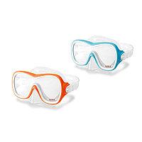 Маска для плавания Wave Rider 8+ INTEX 55978