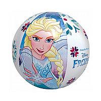 Надувной пляжный мяч Disney Frozen INTEX 58021NP Винил