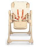 Стульчик для кормления Happy Baby William Pro Sand, фото 2