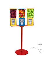 Механический торговый автомат Deervending тройной