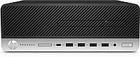 Системный блок HP Prodesk 600G3SFF  Platinum  i7-7700 (1HK44EA)
