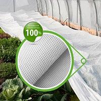 Укрывной материал Агроспан-42 повышенной прочности для парников и теплиц (8,5 метров)