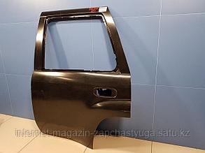 89025261 Дверь левая задняя для Chevrolet TrailBlazer 1 2001-2009 Б/У