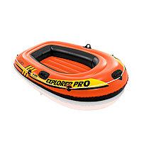 Лодка надувная Exlorer PRO 100 INTEX 58355NP Винил