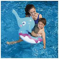Надувной круг в форме слоника для плавания, Bestway 36116
