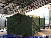 Брезентовая палатка  имеется все размеры