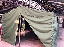 Палатка брезентовая 3*10