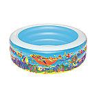 Детский надувной бассейн Play Pool BESTWAY 51121